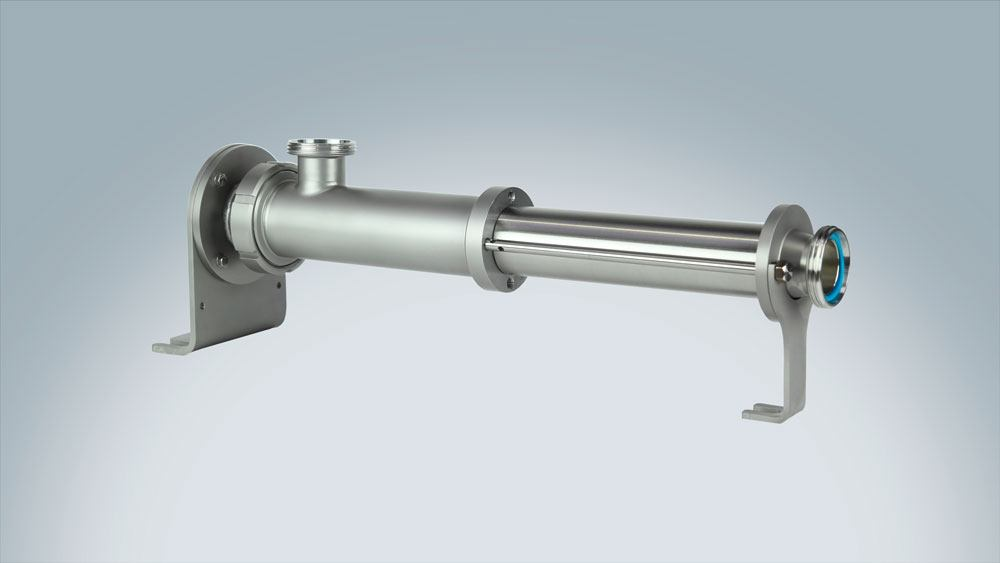 Filling pumps for low to high viscosity fluids & pastes. VFL series.