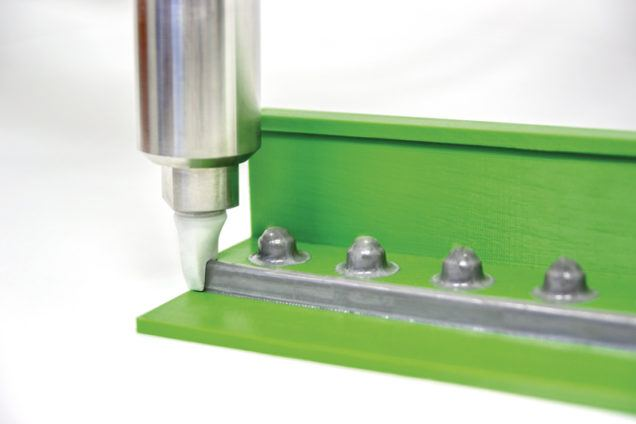 sealing applications for the aerospace industry with viscotec dosing and filling systems